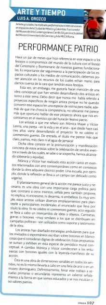 EL TEXTO DE LUIS OROZCO